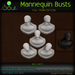 2014 mannequin busts fullperm