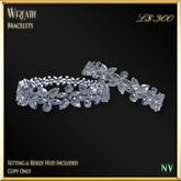 [NV] Jewelry - Wreath Bracelets