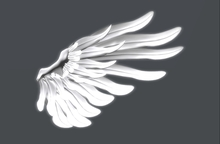 [europa] WHITE Archon wings V2