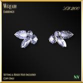 [NV] Jewelry - Wreath Earrings