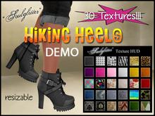 DEMO *Soulglitter* Hiking Heels - 30 textures