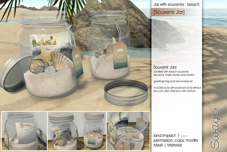 Sway's [Souvenir Jar] beach