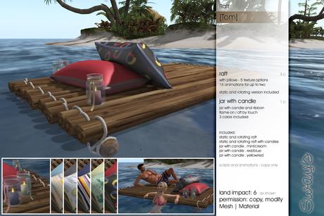 Sway's [Tom] Raft