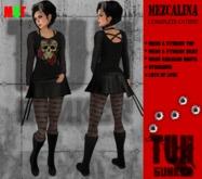 !TUH Bunker- Mezcalina Outfit