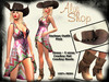 *Aly's Shop* Darleen Outfit Pink