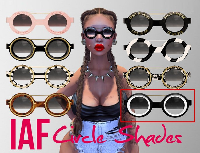IAF Circle Shades (Circles)