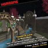HORIZONS Scene - Tunnel of Love