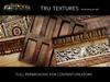 12064: Dec 09 - 10 x Seamless Wonderful Wood Carved Ornate Wood Textures - 1024 x 1024 Pixels