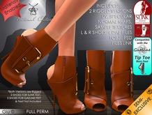 NC : #M05_Full Perm shoe Giu High Heel Boots( SEMI-EXCLUSIVE)