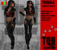 !TUH Bunker- Tequila Outfit