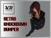 Retro knockdown mp