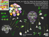 LDG-FULL PERM 101 Calla Lily - Make My Bouquet - Plant Kit/Nano/65 parts/41 textures/Builderkit
