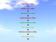 Online Detector  + Notepads V15 (Online Status Indicator HUD)