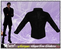 **SD** MORGAN Latex Leather shirt