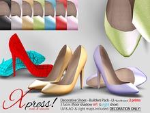 Xpress! Decorative Shoes (LI:2)
