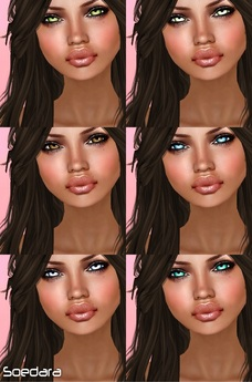 ~Soedara~ Green Doll Eyes