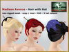 Bliensen + MaiTai - Madison Avenue - Hair with Hat - Fatpack