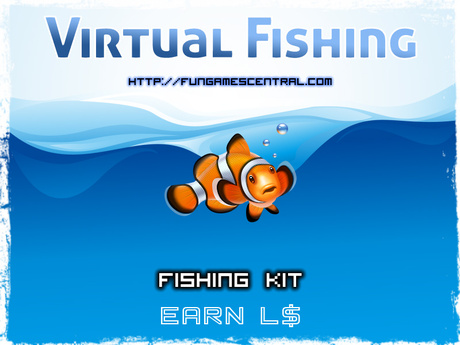 Virtual Fishing Kit v2.2