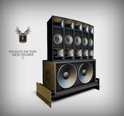 Mesh speaker 2 BOX