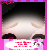 -CandyCutie- Cutie Brows (M3 Only)