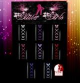 ~~Glitter Girls~~Bondage Slink Nails Box