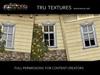 29524: 19 x Holly House 3D Build Victorian House Exterior Textures Set 1
