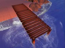 DO Mesh Boat Dock A - NEW!  1LI