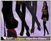 **SD** -Meghan ( Boots Mesh Rigged )