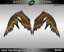 AB Dark Fae Wings Copper