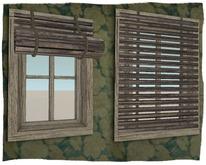 -ADI- Mesh Window Blinders