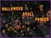 SuSu- HALLOWEEN SKULL poofer