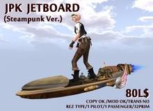 **JPK Jetboard (Steampunk Ver.) BOX
