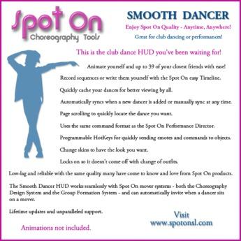 Spot On Smooth Dancer