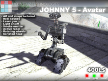 Johnny 5 - Delacruz Technologies