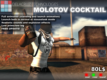 Molotov Cocktail - Delacruz Technologies