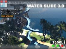 Water Slide v 3.0 - Delacruz Technologies