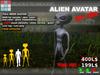 Alien Avatar - Delacruz Technologies