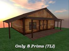 DO Rustic Barn - Now Mesh!  Half Price Offer!!
