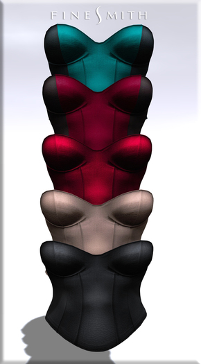 F I N E S M I T H -romance corsets set 01