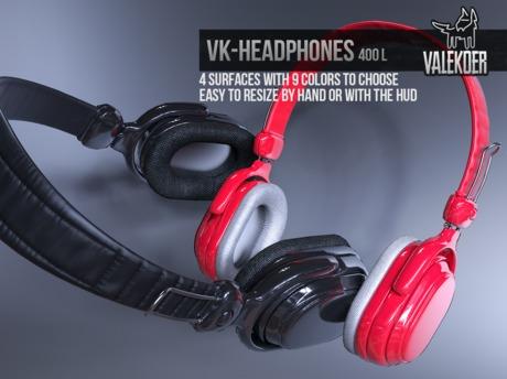 [VALE KOER] VK-HEADPHONES