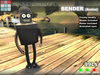 Bender avatar (from FUTURAMA) - *DELACRUZ TECHNOLOGIES*