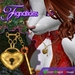 *Fig* Lock&Key Heart Necklace ~ tagSteampunk