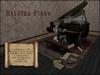 Boudoir Halloween-Haunted Piano