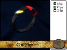 >^OeC^< - Coil Fire