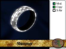 >^OeC^< - Shimmer Bracelets & Choker