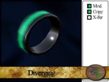 >^OeC^< - Diverging