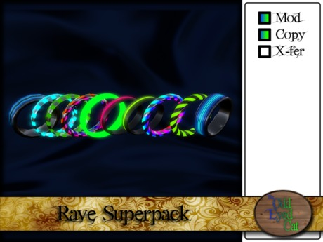 >^OeC^< - Rave Superpack