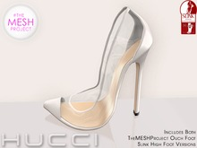 ::HH:: Hucci Urbana Pump - Moonglow