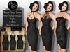 ***arisaris aa58 black pencil dress pic copia