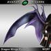 AB Dragon Wings (Estonian Whipwing) Purple